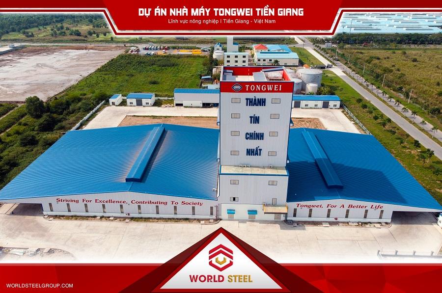 nhà máy thức ăn gia súc tongwei tiềng giang
